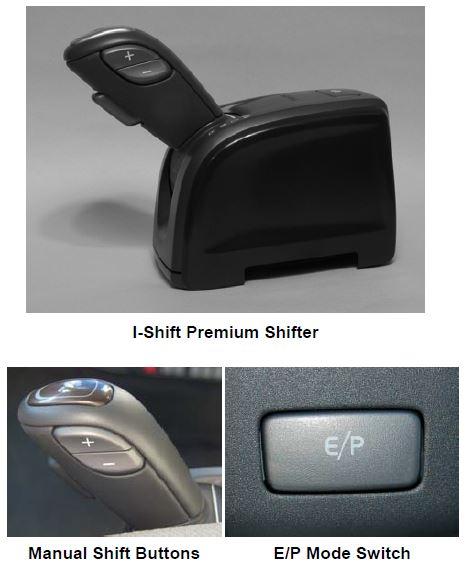 Volvo I-Shift Premium Shifter Upgrade - HDT - Escapees Discussion Forum