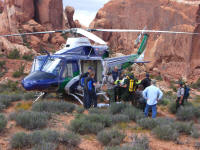 Arches Helicopter Rescue.jpg (648267 bytes)